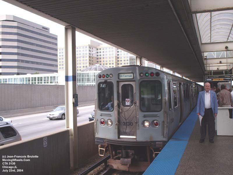 Chicago Transit Authority (CTA) - Barraclou.com