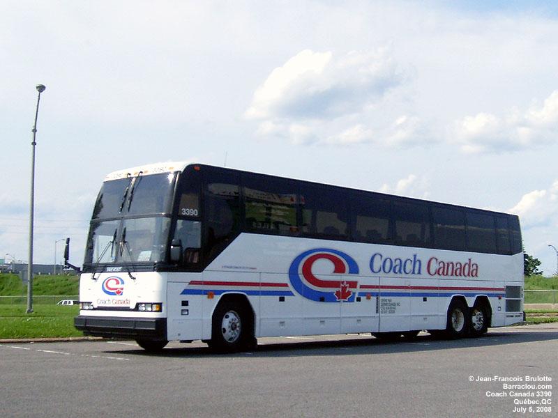 Coach Canada - Connaisseur 3390