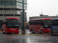 Coach Canada - Trentway-Wagar 89012 and 88018 - 2011 MCI J4500 (Safeway Tours - Fallsview Casino)