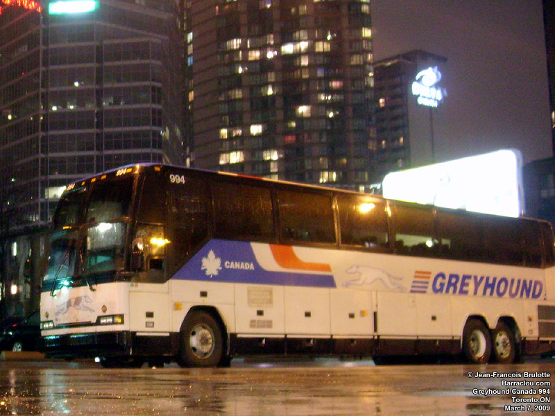 Greyhound Canada Transportation ULC and canadian subsidiaries ...
