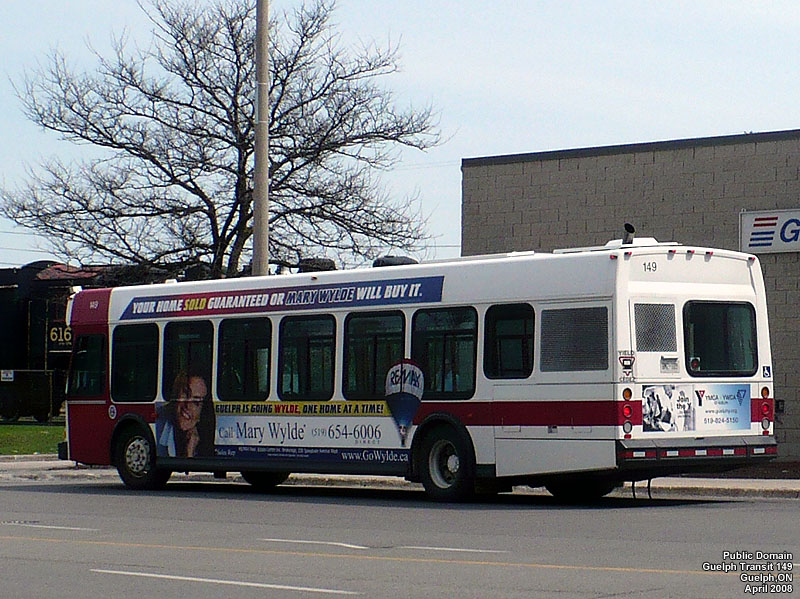 Guelph Transit, Guelph,ON - Barraclou.com