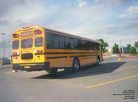 Blue Bird All American FE school bus