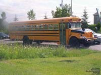 Blue Bird Conventional school bus
