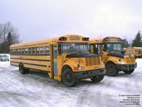 Autobus de l'Estrie - International school bus