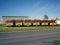 Multi-Transport Drummond 31 (2007 Blue Bird TC-3000), 30 (2007 Blue Bird TC-3000), 29 (2001 Blue Bird TC-2000), 25 (2002 Blue Bird TC-2000), 24 (1999 Blue Bird TC-2000) and 23 (2000 Blue Bird TC-2000)