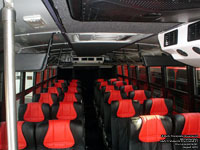 Multi-Transports Drummond 21 - 2008 Freightliner Thomas Saf-T-Liner DVD 19 inches - Double air climatis� Banquettes inclinables en cuir (ex-Autobus REMA)