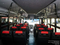 Multi-Transports Drummond 21 - 2008 Freightliner Thomas Saf-T-Liner DVD 19 inches Double air climatis� Banquettes inclinables en cuir (ex-Autobus REMA)