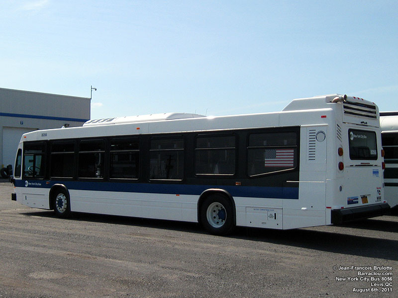 MTA - New York City Bus 8056
