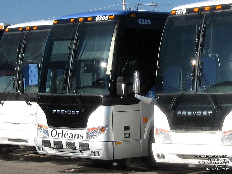 Orléans Express 6205