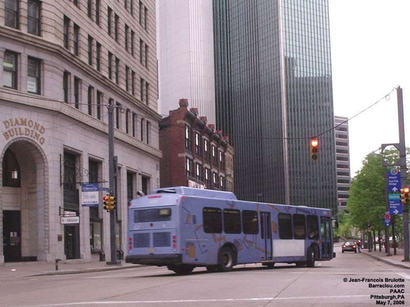 Pittsburgh port authority of alleghany county paac pittsburgh pennsylvania - Pittsburgh port authority ...
