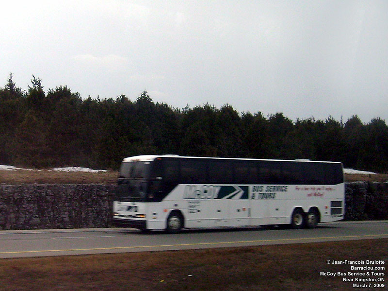 Mccoy Bus Service And Tours Barraclou Com