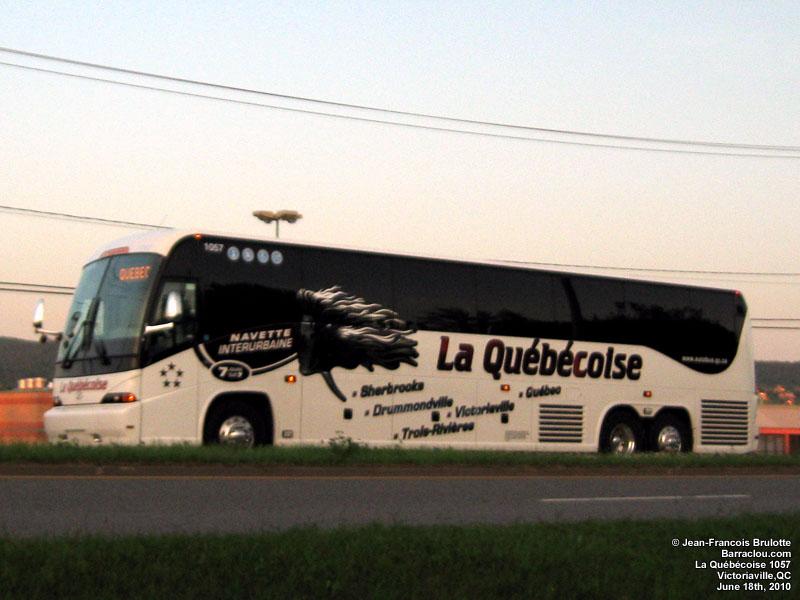 La Québécoise 1057