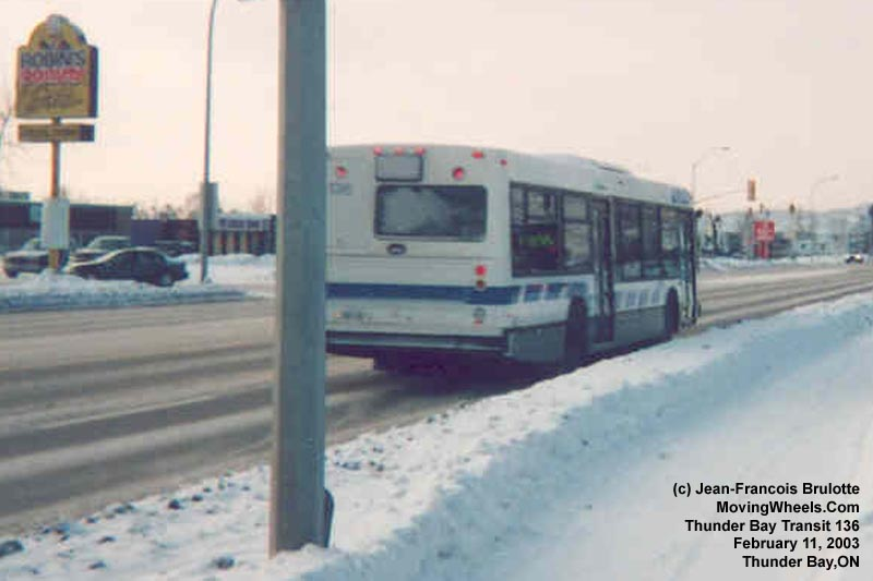 Thunder Bay Transit, Thunder Bay, Ontario - Barraclou.com