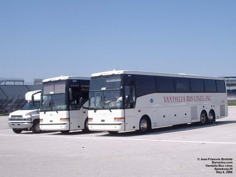 Vandalia bus lines for Hunt valley motor coach tours