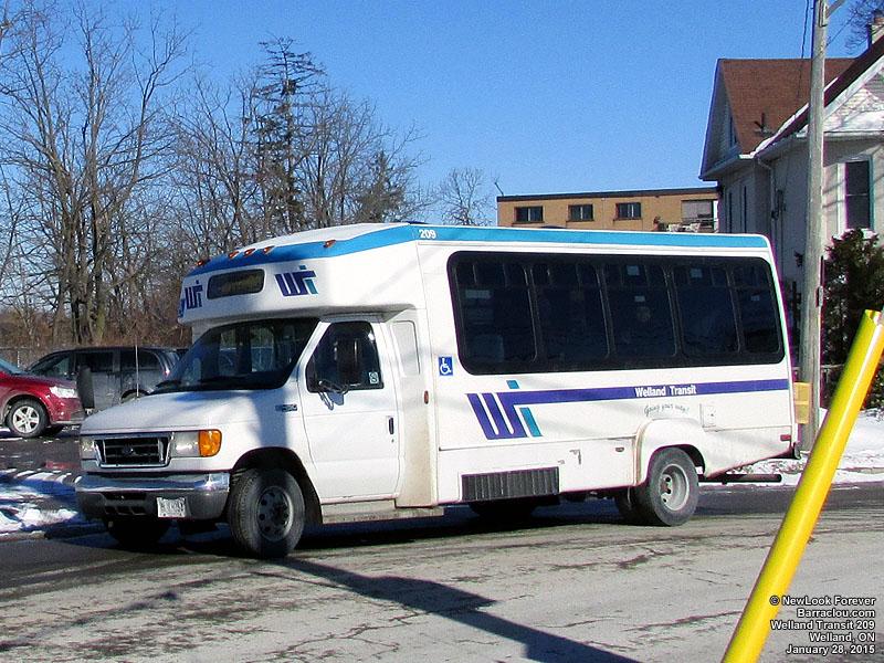 Ford Transit Home >> Welland Transit, Welland, Ontario - Barraclou.com