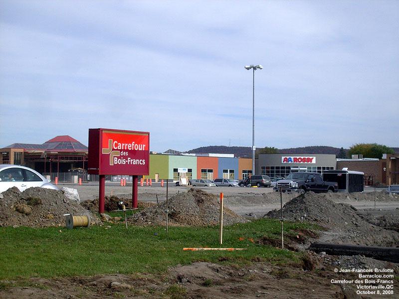 Carrefour Granulés De Bois - Carrefour des Bois Francs Le Centre de Victoriaville, Victoriaville,QC Barraclou com