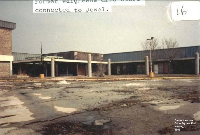 Dixie Square Mall Harvey Illinois Barraclou Com