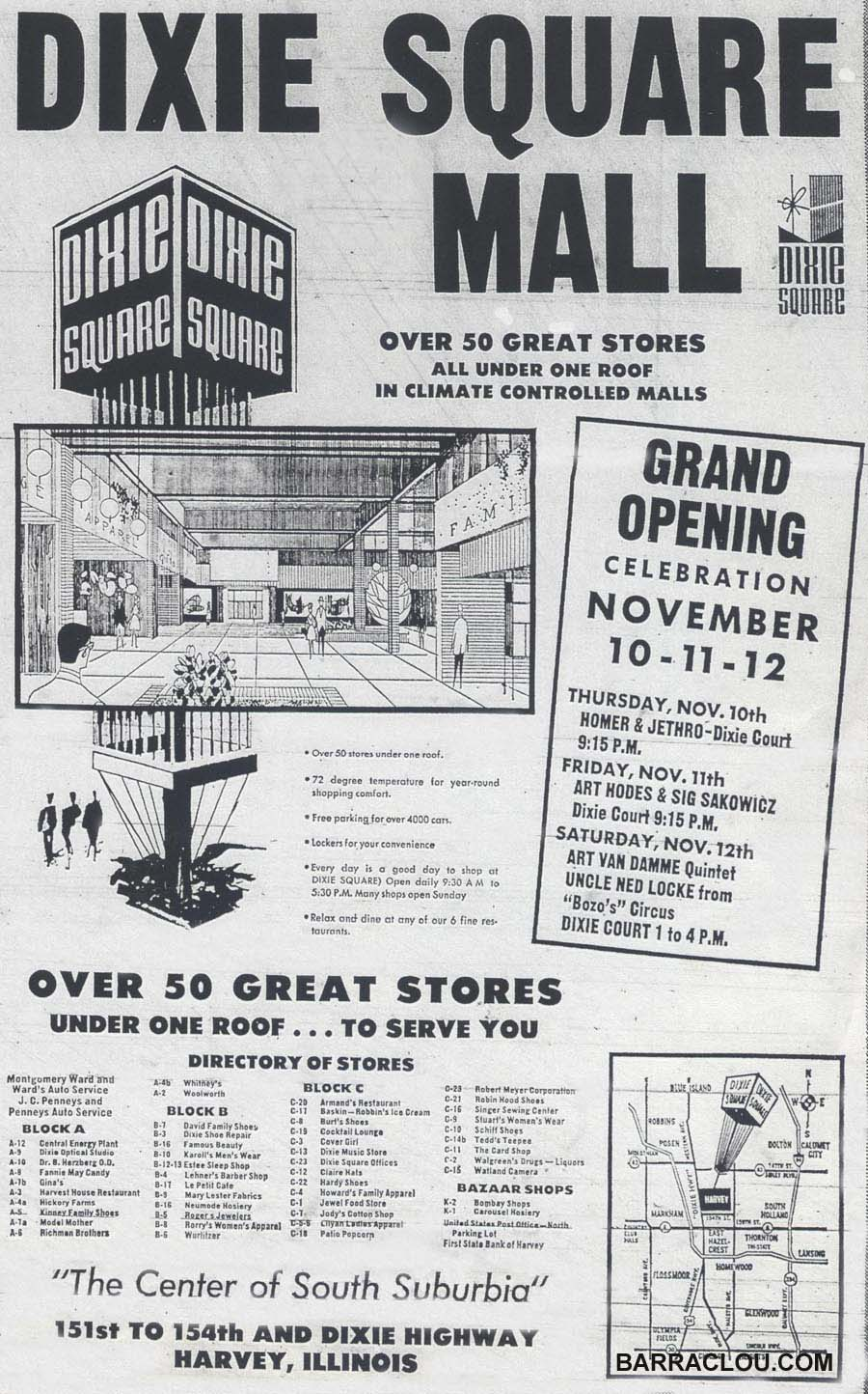 Dixie Square Mall - The Full Wiki
