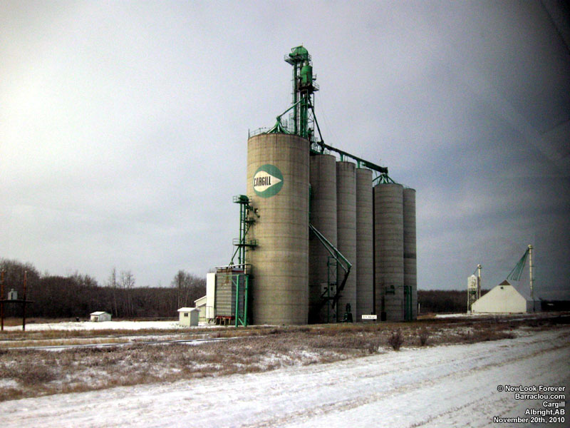 Western Grain Elevators, Feed Mills, Silos and Terminals ...