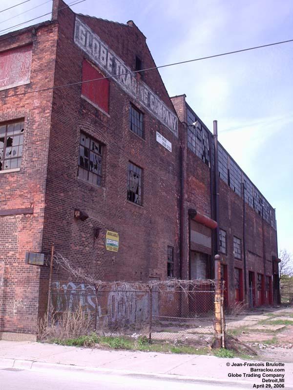 Globe trading company detroit michigan for Home building companies in michigan
