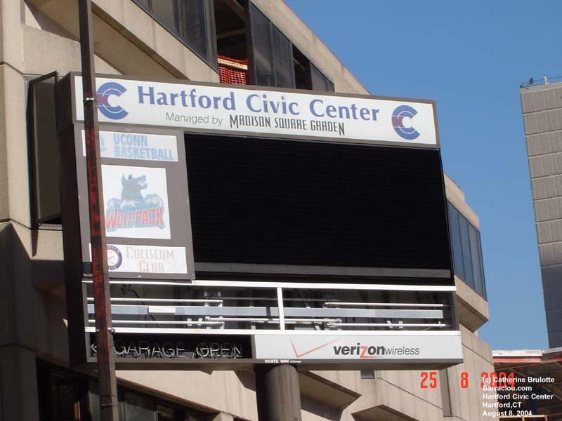 Hartford Civic Center Hartford Connecticut Barraclou Com