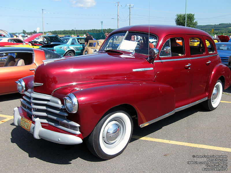 Exceptional automobiles for 1948 chevy 4 door