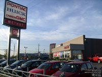 concessionnaire Pontiac Buick GMC