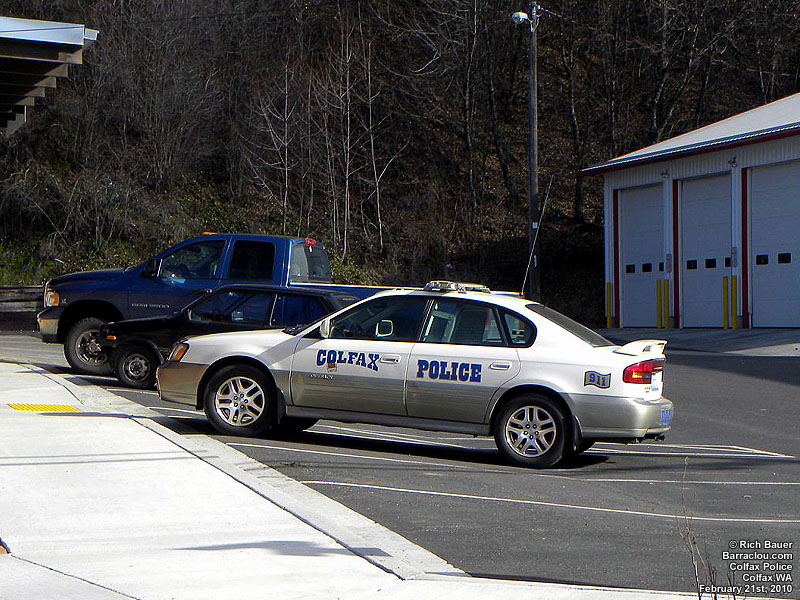 Colfax (WA) United States  city images : United States police cars and emergency vehicles from America
