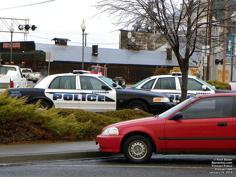 Prosser (WA) United States  city pictures gallery : United States police cars and emergency vehicles from America