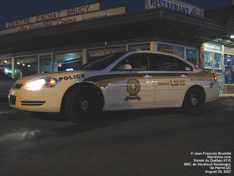Chevrolet Impala Police Pack