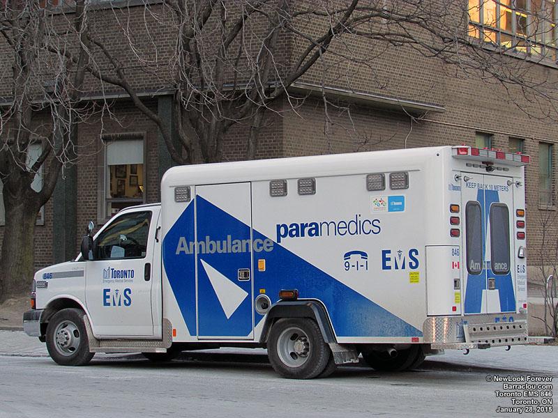 Toronto EMS - Ambulances, Paramedic and Emergency Vehicles ...