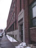 Regent Knitting Mills / Knit-to-fit / Grover Building, Montreal