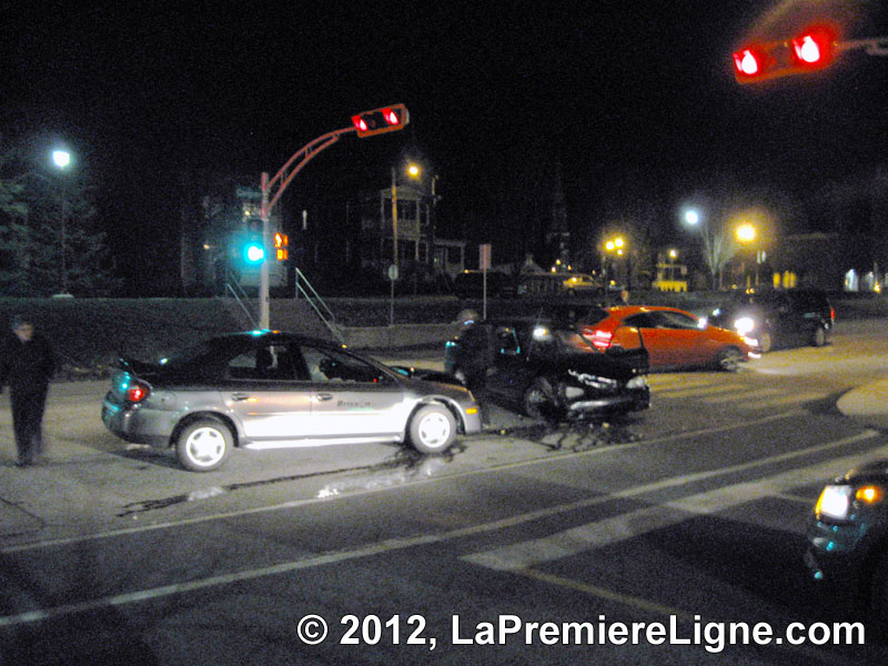 rue Carignan Victoriaville