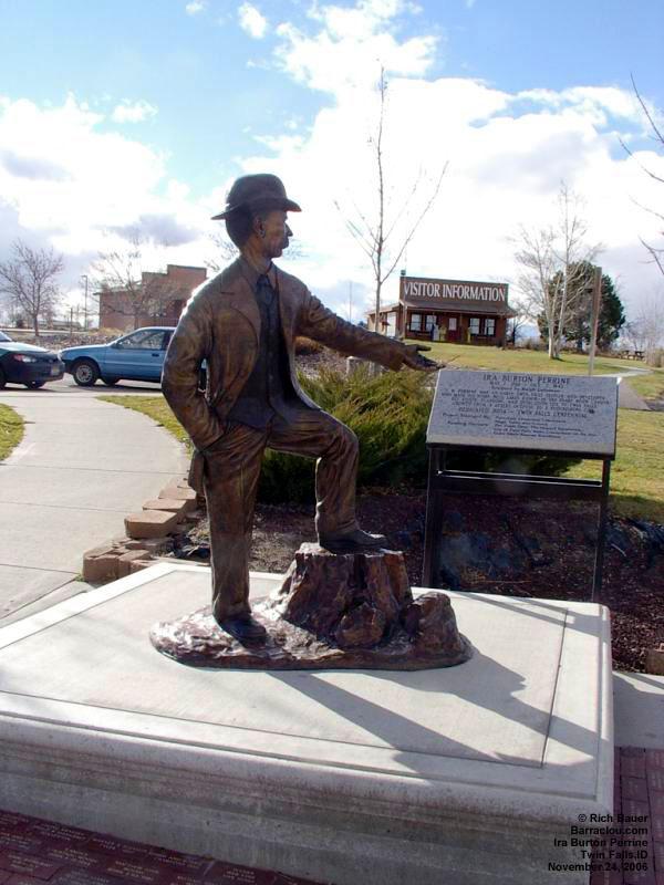 Smith Chevrolet Idaho Falls >> Twin Falls, Perrine Monument