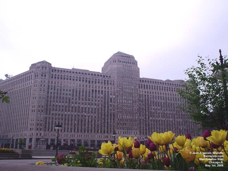 Merchandise Mart Chicago. Chicago (Merchandise Mart) (1)