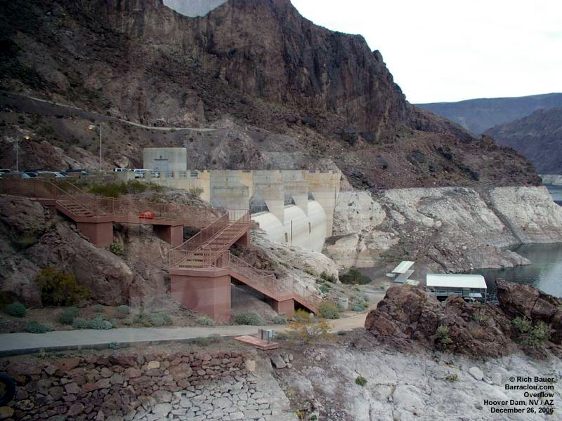 Hoover Dam Arizona And Nevada Attractions Barraclou Com