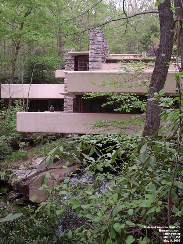 Frank lloyd wright s fallingwater mill run pennsylvania attractions