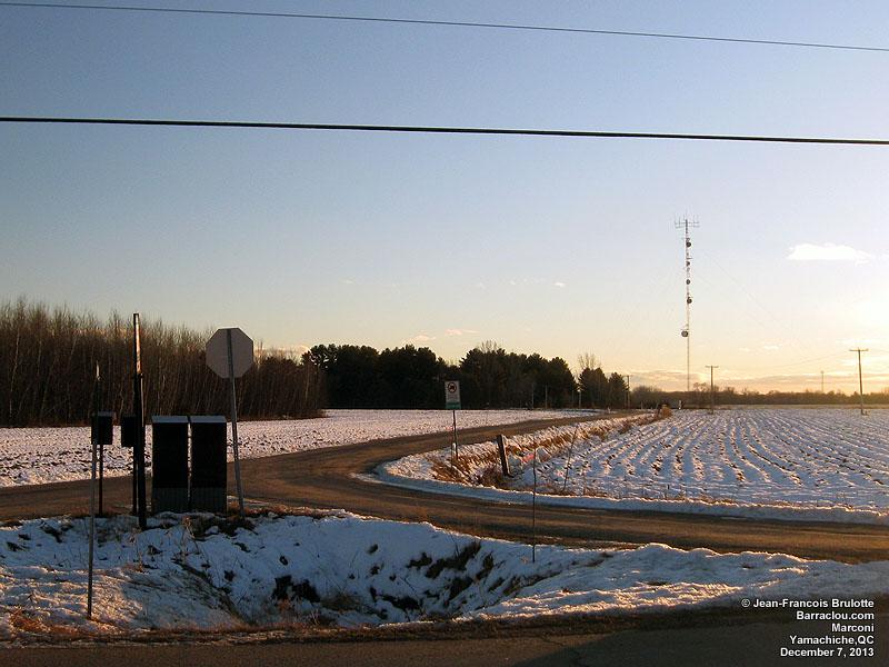 Canadian Marconi Wireless Company, Yamachiche
