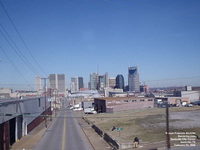 Rental Cars Nashville Downtown