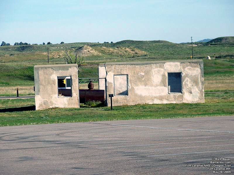 fort laramie Watch video  the fort laramie national historic site and the 1868 treaty of fort laramie.