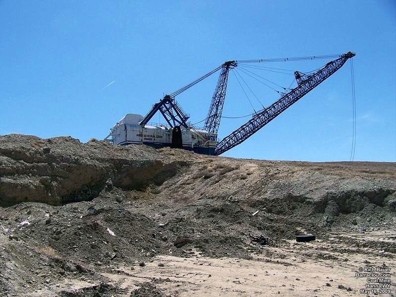 Coal Mine, Hanna (2)