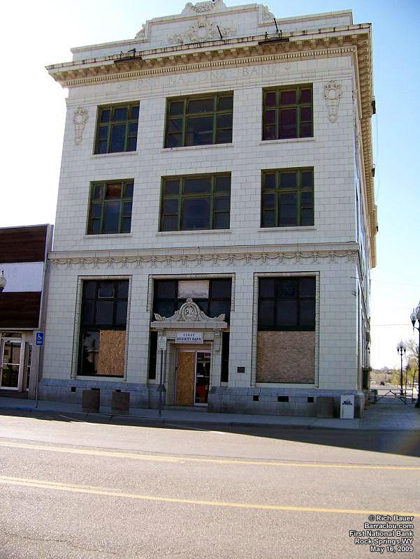 First National Bank, Rock Springs