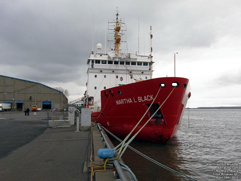 Martha L. Black - Ships - Barraclou.com
