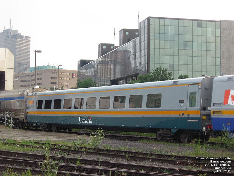 Via Rail Canada Coaches Barraclou Com