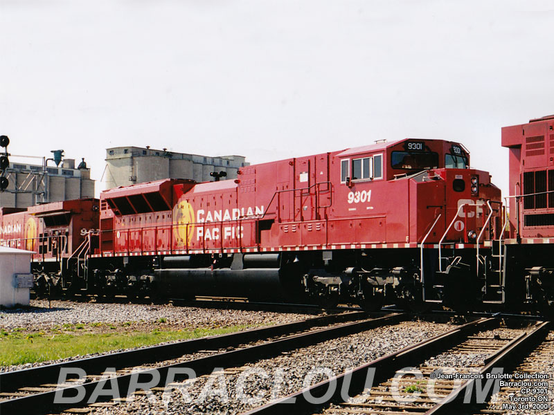 Retired Police Cars For Sale >> Canadian Pacific Railway - CPR SD90MAC and SD90MAC-H ...