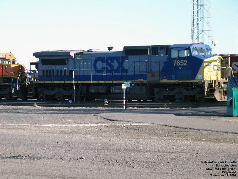 Csx Transportation  Csxt  7000-7999