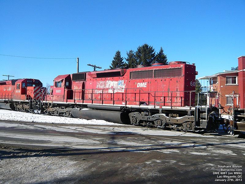 Dakota, minnesota and eastern railroad van beethovensingel