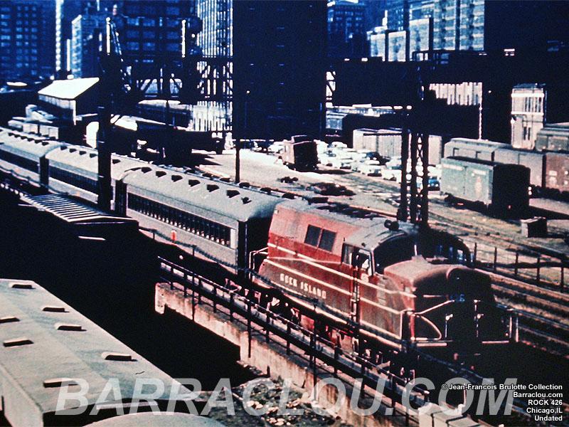 Cars Com Chicago >> Chicago, Rock Island and Pacific Railroad CRI&P The ROCK RI CRIP - Barraclou.com