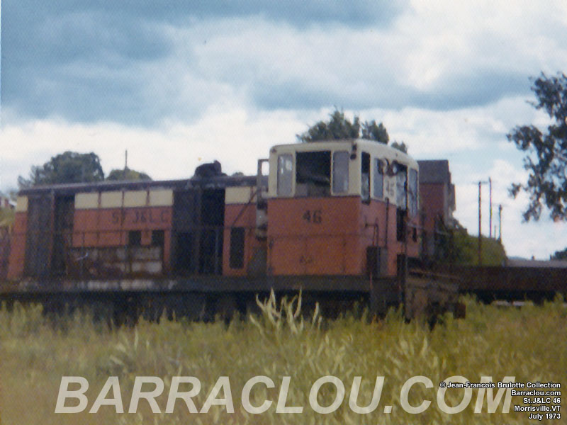 St. Johnsbury and Lamoille County Railroad - StJ&LC ...