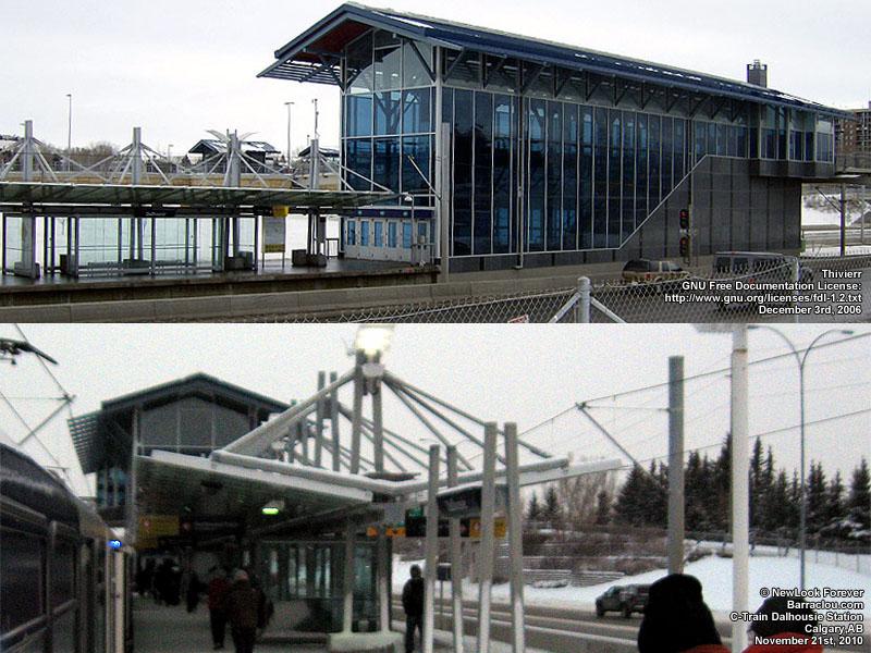 Calgary Transit C Train Stations Barraclou Com